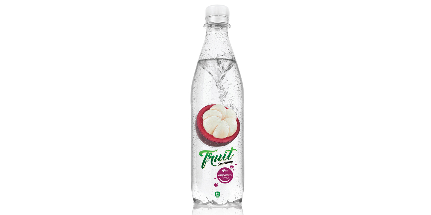 500ml Sparking  mangosteen  juice