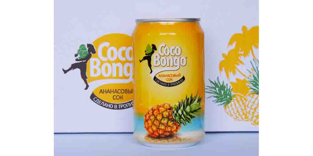 Coco bongo pineapple from RITA US