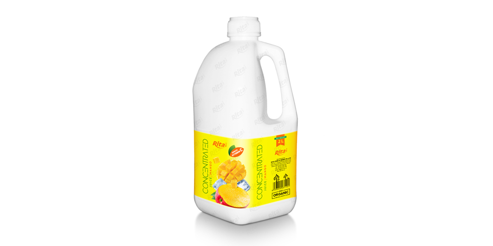 Private label products Concentrated mango juice