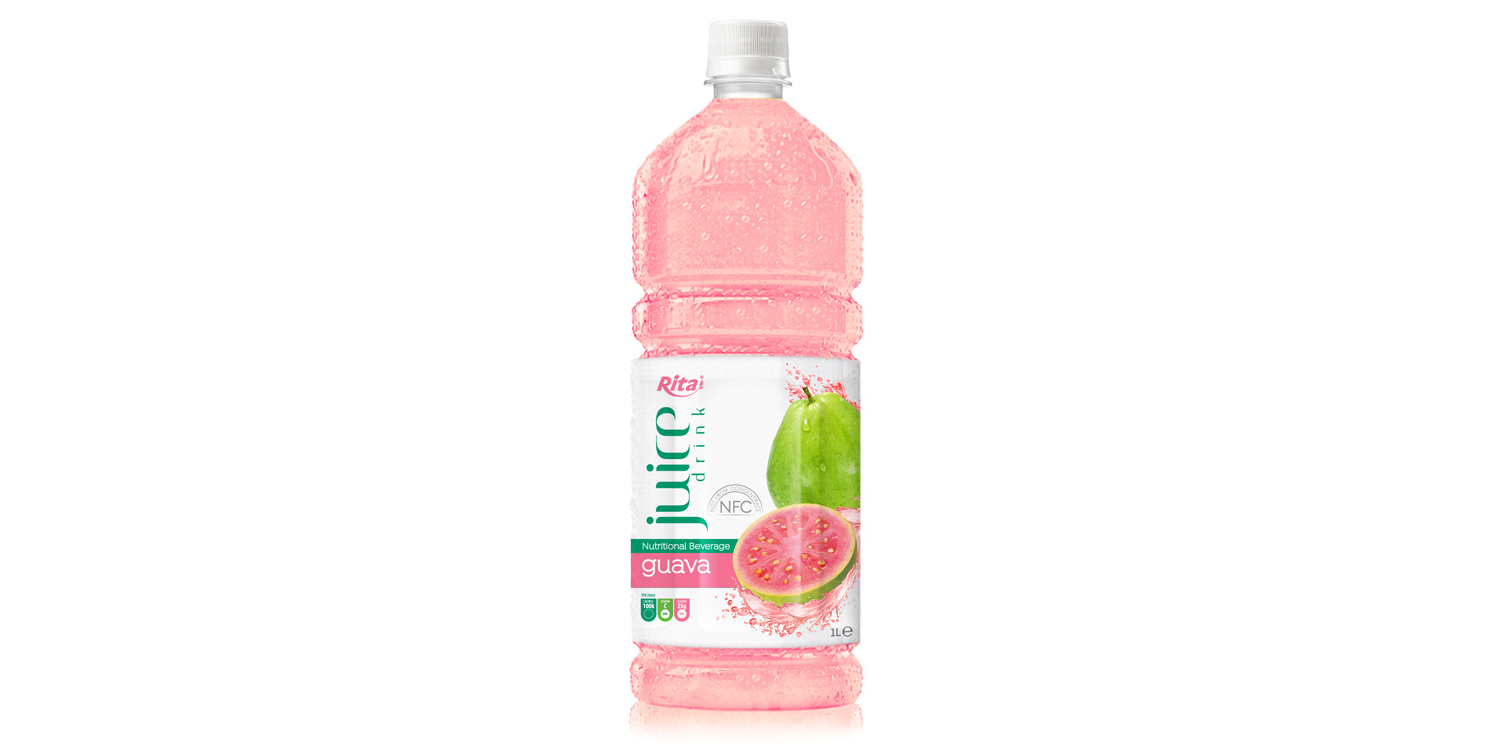 Suppliers Manufacturers Fruit Guava Juice 1L