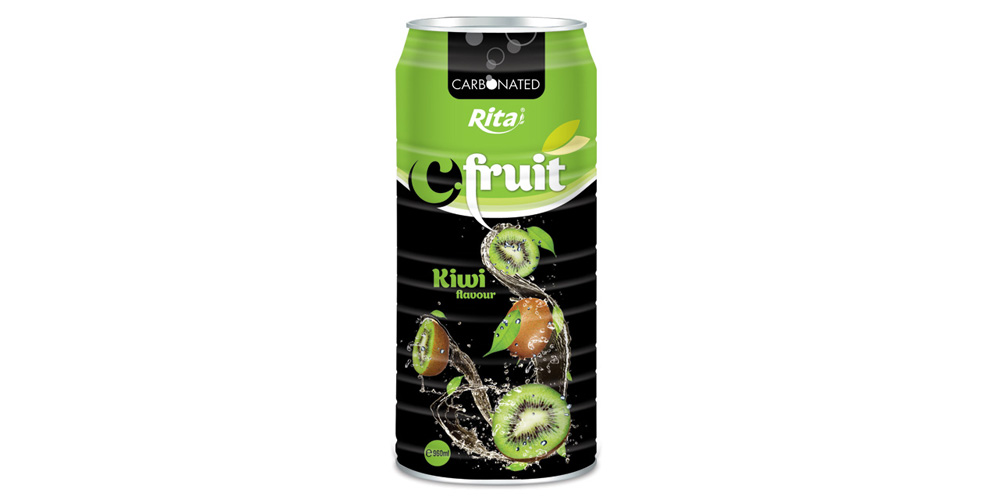 960ml kiwi juice carbonated
