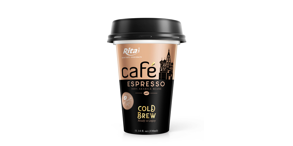 Coffee espresso PP Cup from RITA beverage