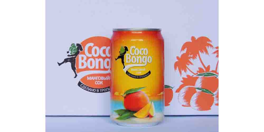 Coco bongo peach