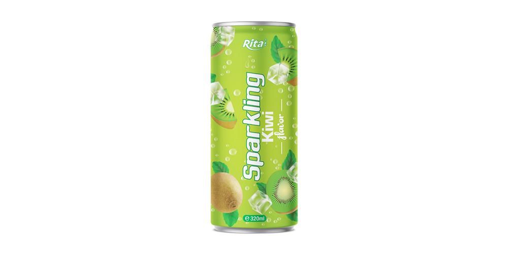 Price OEM Sparkling kiwi juice