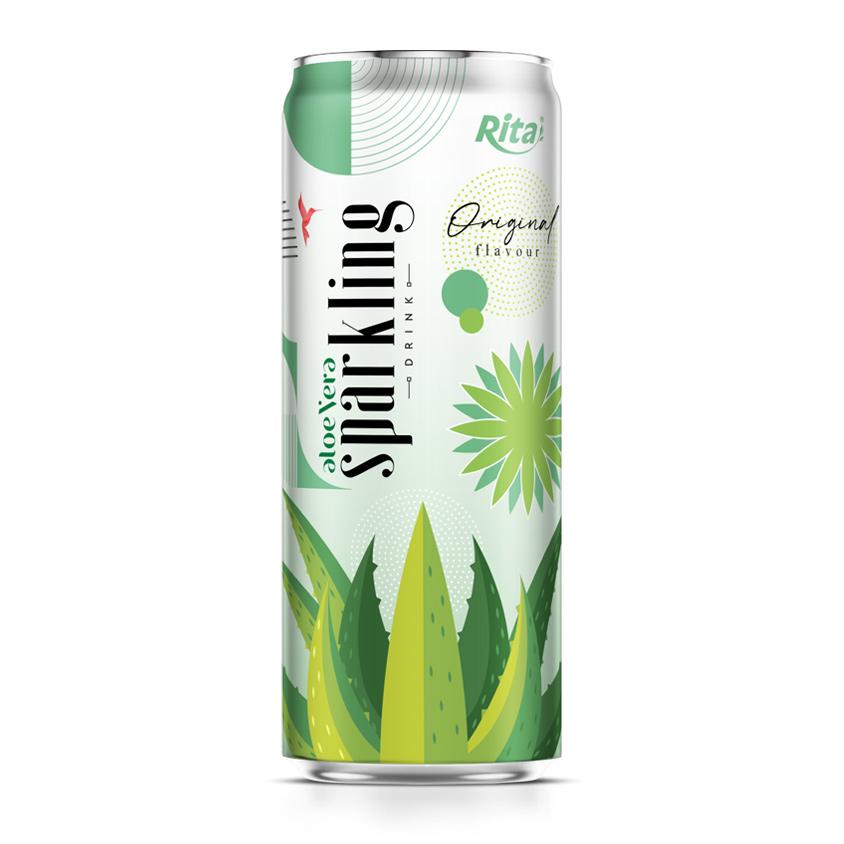 bulk aloe vera juice sparkling original flavor drink
