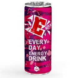 Energy drink 250ml aluminum canned  3 from RITA US