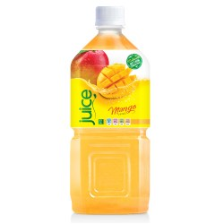 Pure mango juice drink 1000ml pet bottle from RITA US