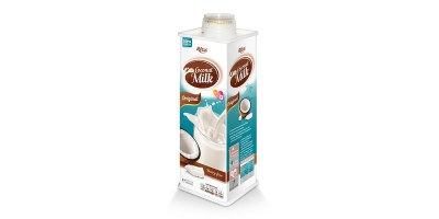 Coconut milk Original 600ml from RITA US