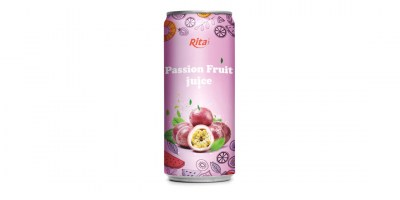 250ml Passion fruit juice from RITA US