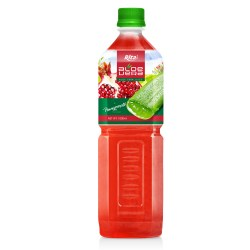 Aloe vera  with pomerganate  flavor of RITA