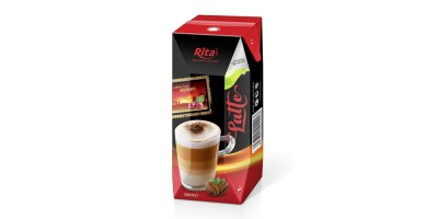Cafe VietNam in Tetra pak 200ml of RITA US