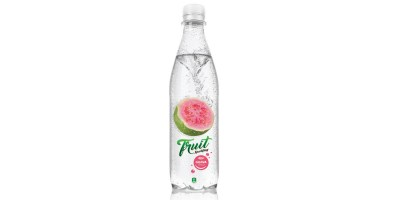 500ml Pet bottle Sparking guava  juice