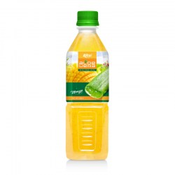 Aloe vera with mango juice 500ml Pet bottle of RITA US