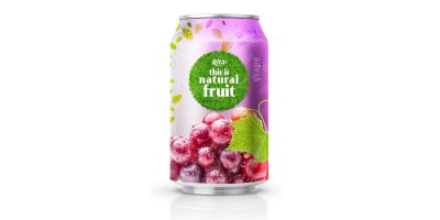 Grape juice drink 330ml from RITA US