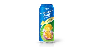 Beverage distributors mix fruit juice 500ml from Rita US