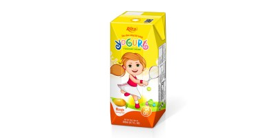 Yogurt kids 200ml mango juice from RITA Juice