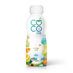 330ml Coconut water fresh with orange from RTIA US