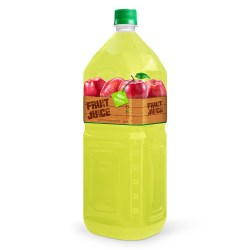 tropical fruit drinks  apple 2L pet from RITA us