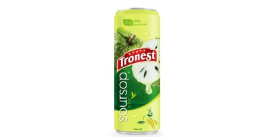 Tronest soursop juice 320ml from RITA US