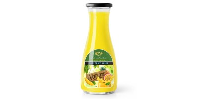 fruits and their vitamins in Mix Fruit juice 1L Glass bottle from RITA US