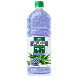 aloe vera with blueberry  1L Pet bottle from RITA US