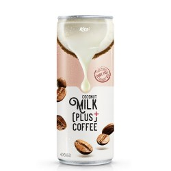 Coco Milk Plus coffee 250ml from RITA US