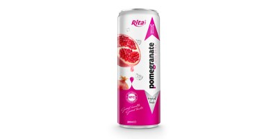private label fresh  Fruit pomeganate 330ml from RITA US