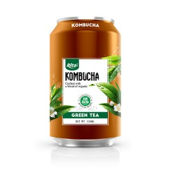 Kombucha have green tea 330ml from RITA US