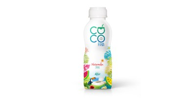 330ml Coconut water fresh with watermelon from RITA US