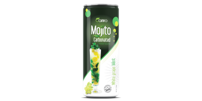 Camro Mojito Carbonate - white grape mint from RITA US