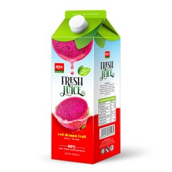Tropical fruit juice Red dragon 1L