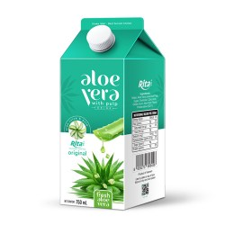 Suppliers aloe vera drink 750ml