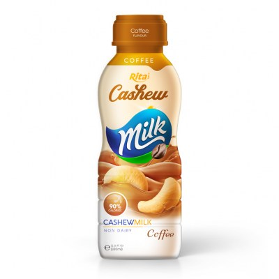 Cashew milk coffee 330ml PP Bottle