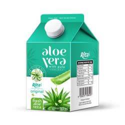 Suppliers aloe vera drink 500ml