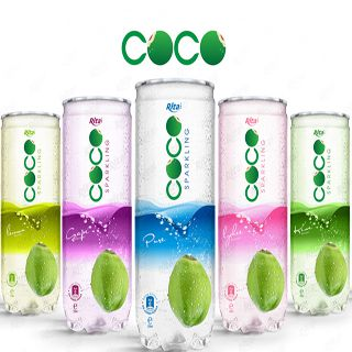 Coco Sparkling Bottle can 250ml