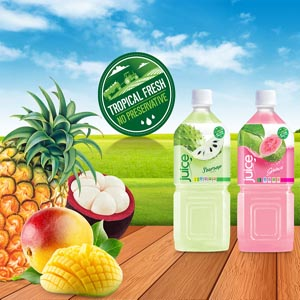Fruit juice drink 1000ml