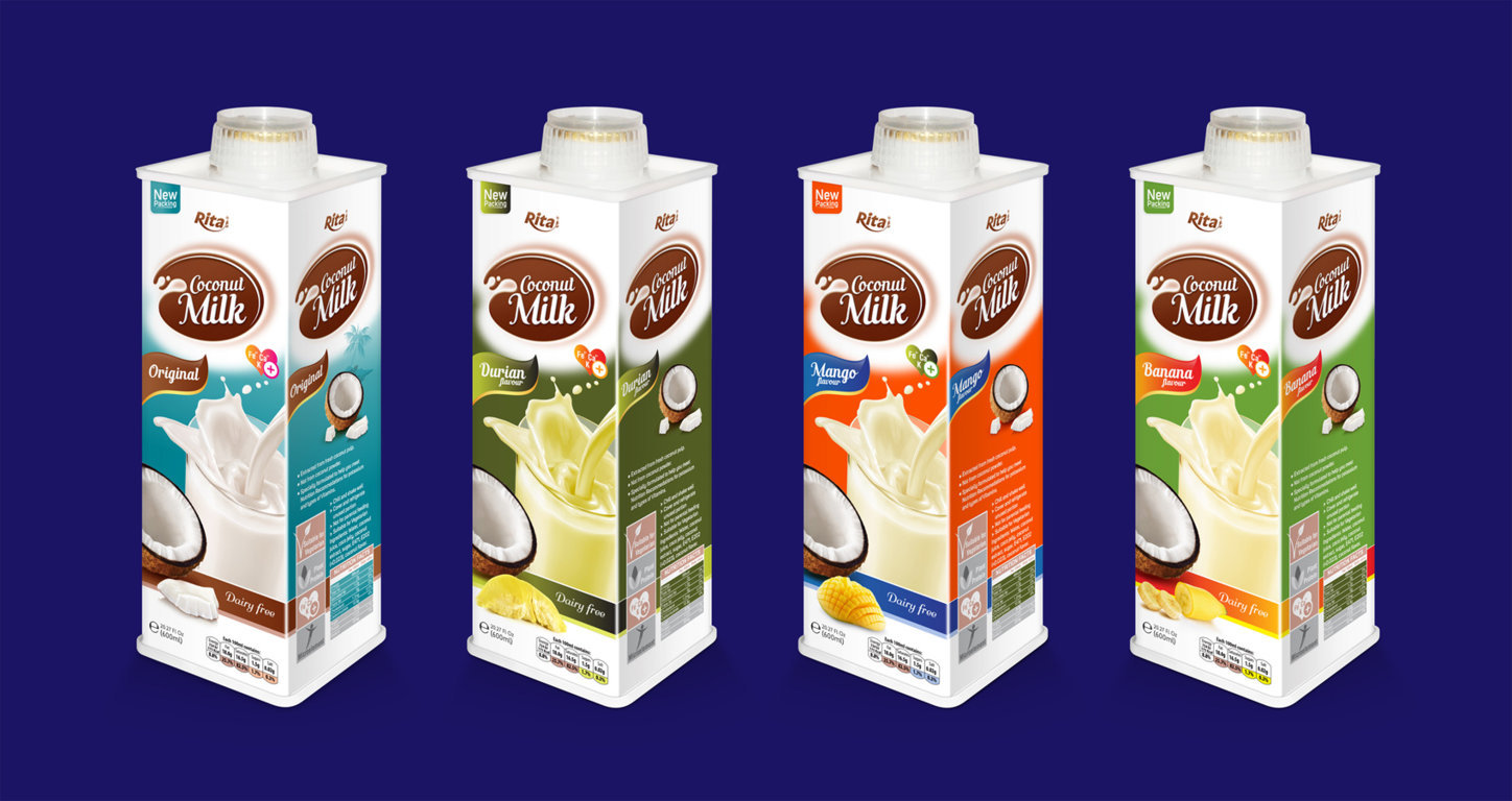 Coconut milk Original 600ml_1