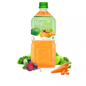 Rita vegetable orange kiwi 1000ml pet bottle