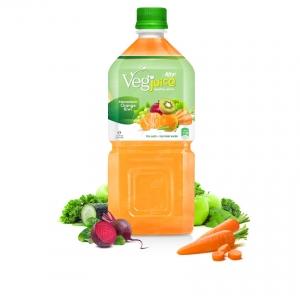 Rita vegetable orange kiwi 1000ml pet bottle