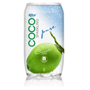 350ml Pet bottle  natural coconut water