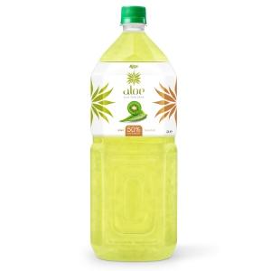 Aloe vera with kiwifruit  juice 2000ml Pet Bottle
