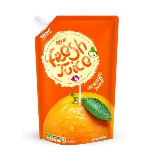 Bag orange juice 500ml