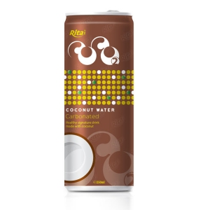 Carbonated coconut water  250ml