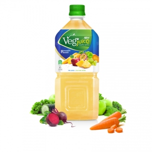 Rita vegetable pineapple passion 1000ml pet bottle