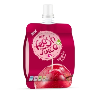 Bag apple juice 100ml