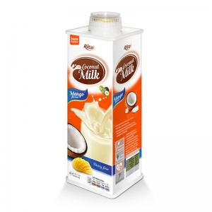 Coconut milk mango 600ml