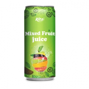 250ml Mixed fruit juice drink