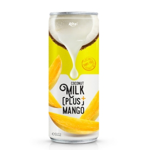 Coco Milk Plus fruit mango 250ml