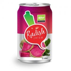 330ml Radish Juice 2