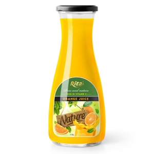 Fruit juice orange rich in vitamin C
